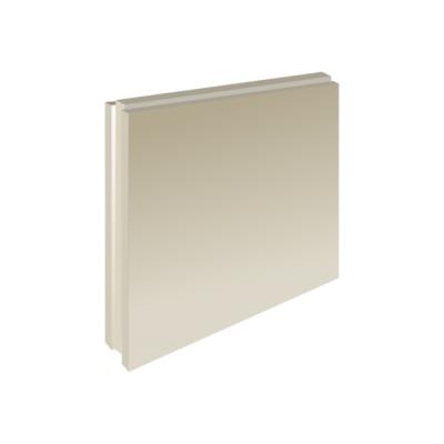 Пазогребневая плита ПГП Гипсополимер 667х500х100мм купить по цене 260 руб.