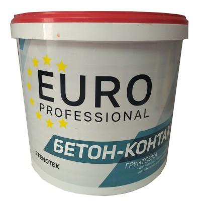 Бетон-контакт Stenotek Euro 20кг купить по цене 960 руб.